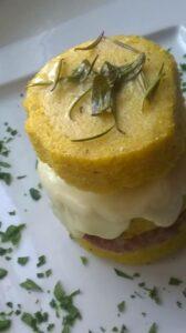 polenta salsiccia casera