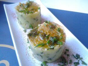 sformato patate zucchine
